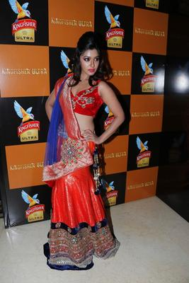 Payal Ghosh Strikes A Pose At Blenders Pride Fashion Week 2012