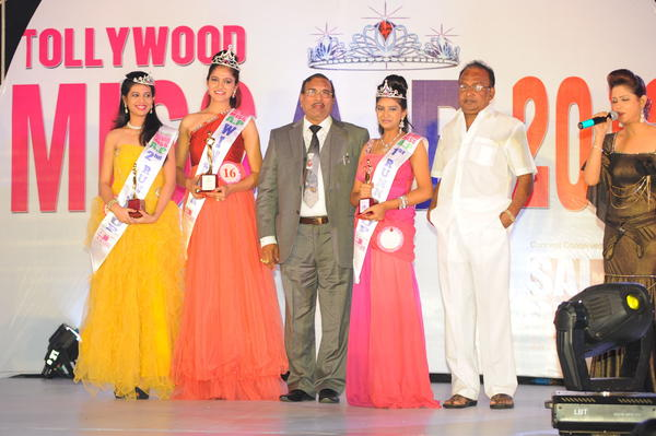 Tollywood Miss Andhra Pradesh 2012 Final Winner Stills