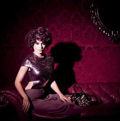 Kangana Ranaut On Harpers Bazaar India December 2012