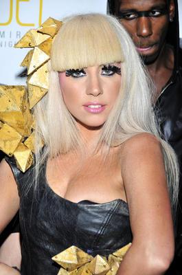 Lady Gaga Hot Stylist Photo