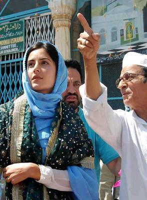 Katrina Kaif Visits Dargah Sharif Ajmer