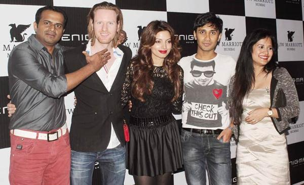 Stars At Enigma Launch Event