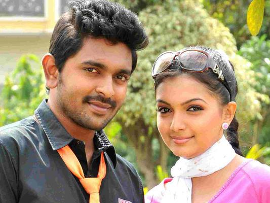 Ee Bhoomi Aa Bhanu Kannada Movie Stills