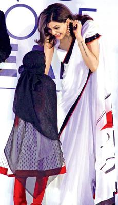 Bollywood Celebs Walk On Ramp At Beti Fashion Show