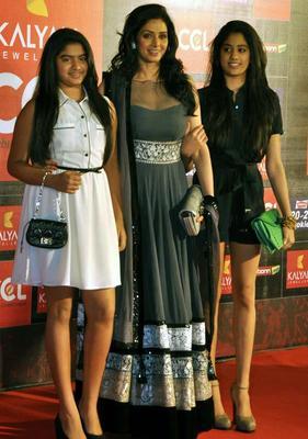 Celebs At Celebrity Cricket League Curtain Raiser 2013