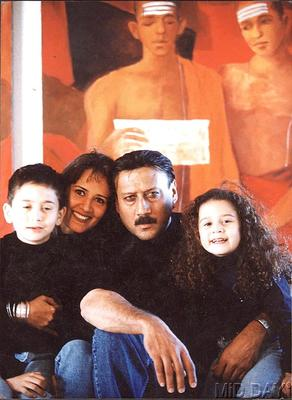 Rare Unseen Pictures Of Jackie Shroff