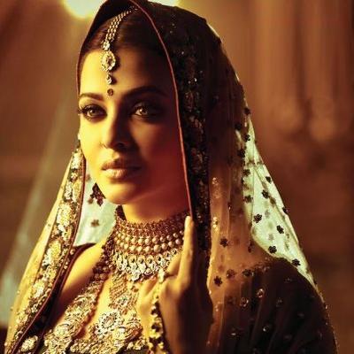 Aishwarya Rai Bachchan Shoots For Kalyan Jewellers