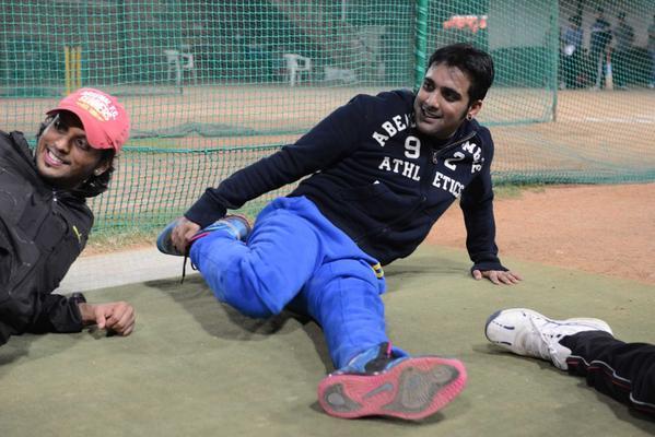 Telugu Warriors Team Practice At In Sport Photos