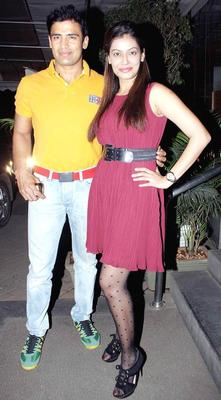 Celebs At The Launch Of Manoj And Teejay Bohra Production House