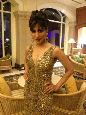 Hot Chitrangada Singh Gorgeous Beautiful Look At Times Food Award Function 2013