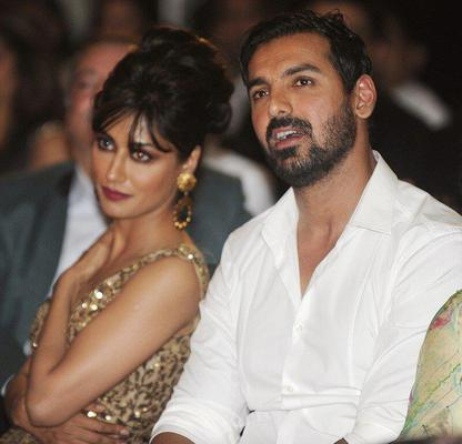John And Chitrangada At Times Food Award Function 2013