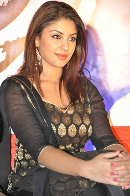 Richa Gangopadhyay Photo Stills At Mirchi Success Meet