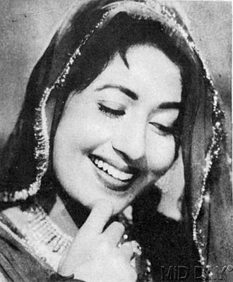 Some Rare Pictures Of Madhubala