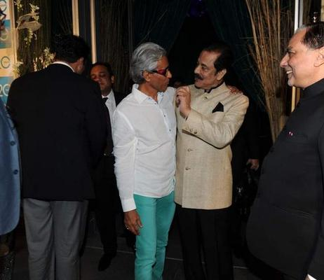Subroto And Subhash Make An Appearance At 20th Anniversary Bash Of ZEE TV