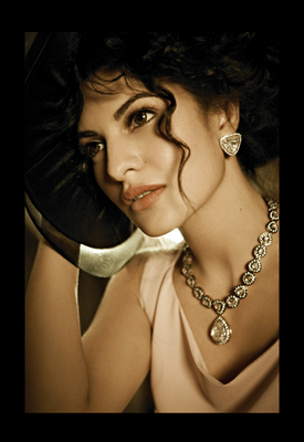 Jacqueline Fernandez Trendy Looking Photo Shoot For Hi! BLITZ Feb 2013 Issue