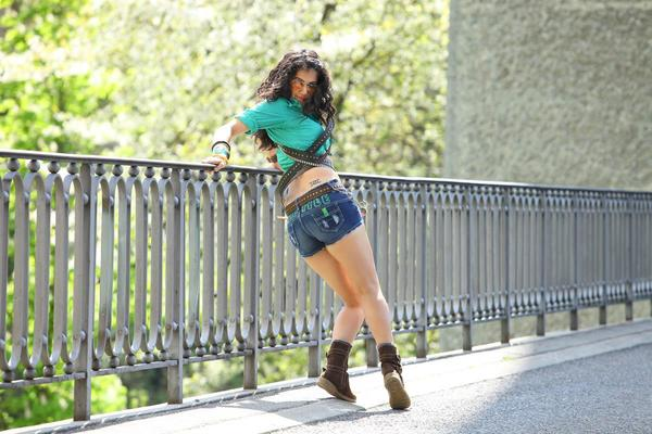 Taapsee Pannu Sizzling And Dashing Photo Still From Movie Shadow
