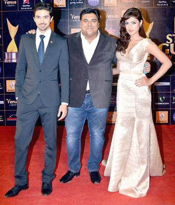 Celebs At Star Guild Awards 2013 Mega Event