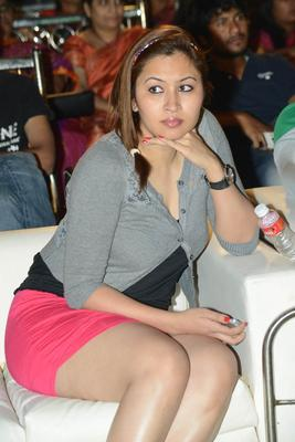 Jwala Gutta Hot Photos At Back Bench Student Audio Release Function