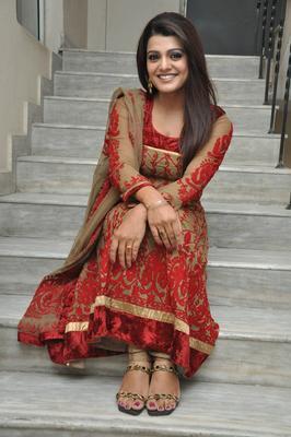 Tashu Kaushik Gorgeous Look At Gola Seenu Movie Audio Release Function