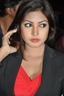 Komal Jha At Priyathama Neevachata Kusalama Audio Launch Event
