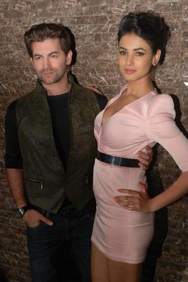 Neil Nitin And Sonal At The Music Launch Of The Thriller Film 3G