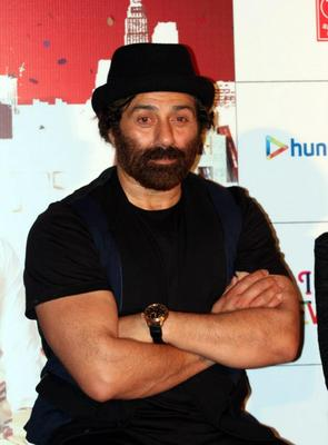 Sunny Deol Beard Look At I Love NY Theatrical Trailer Launch Event