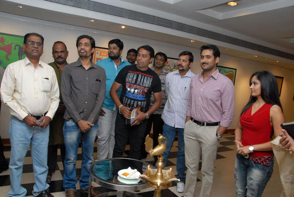 Tribal Beauty Art Exhibition Launch Photos