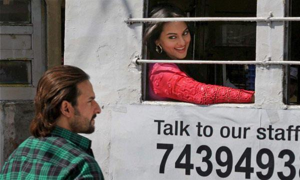 Bollywood Movie Bullet Raja Latest Photo Stills