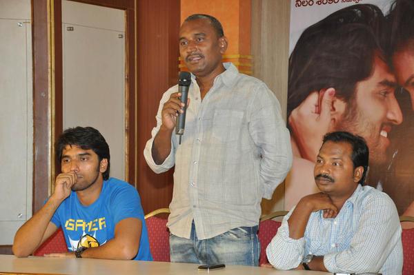 Coffee With My Wife Telugu Movie Press Meet Held At Hyderabad