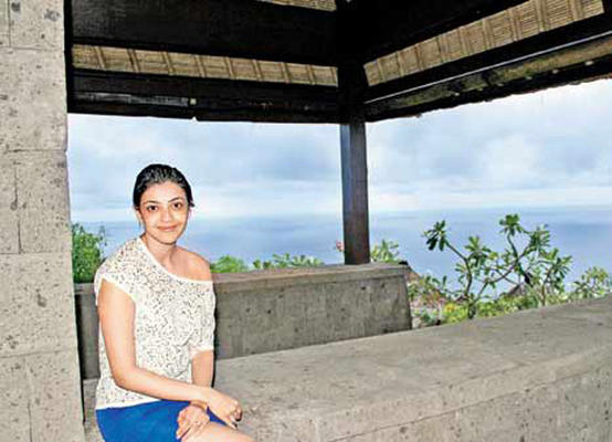 Kajal Aggarwal Personal Latest Photo Stills