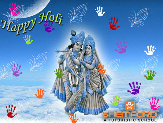 Happy Holi HD Wallpapers And Greetings