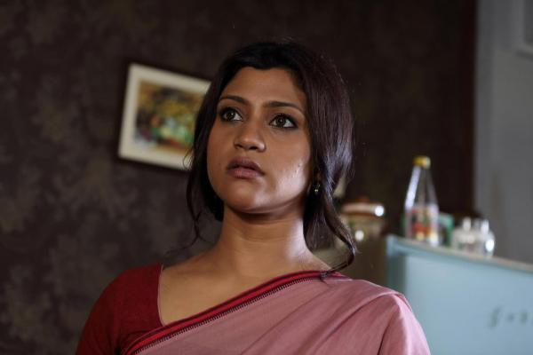 Konkona Sen Nice Expression Photo Still From Movie Ek Thi Daayan