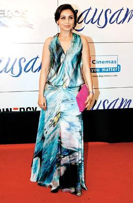 Bollywood Hotties In Maxi Dresses Photo Stills