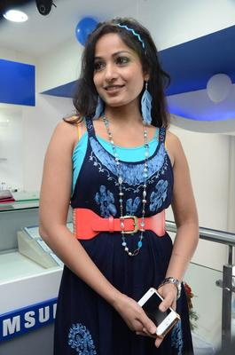 Madhavi Latha At Supreme Music Store Launch