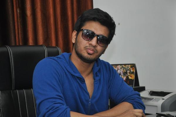 Nikhil Siddharth Latest Stills