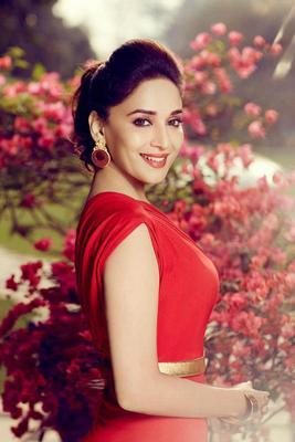 Madhuri Dixit Gorgeous Look Photo Shoot For Asia Spa Magazine India April 2013