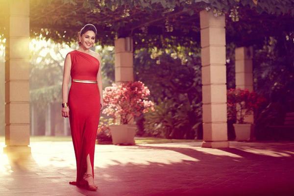Madhuri Sizzling Look Photo Shoot For Asia Spa Magazine India April 2013