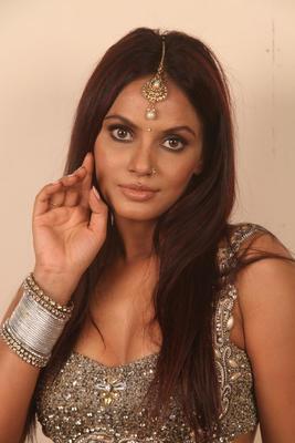 Neethu Chandra Latest Hot Photo Stills In Crazy Telugu Movie