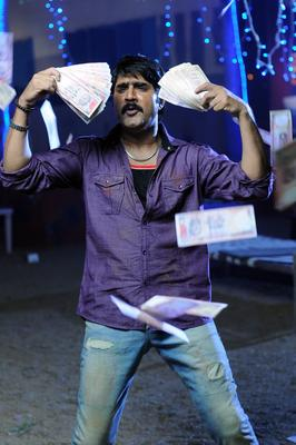 Srikanth Rocking Still From Raja Rajeswari Pictures Movie
