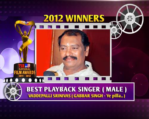TSR TV9 Awards 2012 Winners