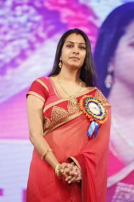 Surekha Vani At TSR TV9 Film Awards Function