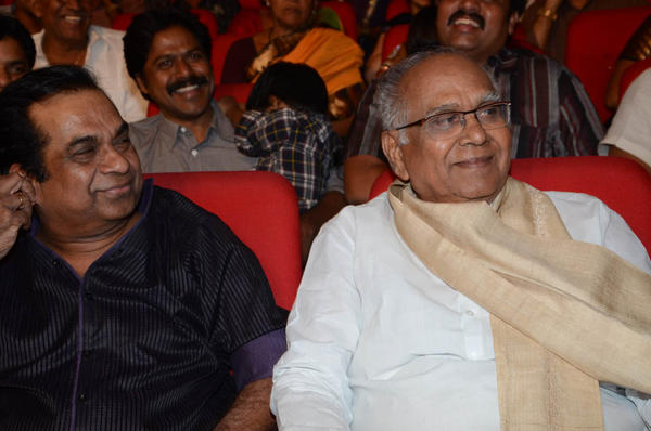 Brahmanandam And Akkineni Nageswara Graced At Tadakha Movie Audio Launch Event