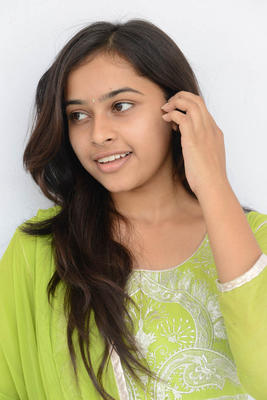 Sri Divya Photos At Mallela Teeramlo Sirimalle Puvvu Movie Press Meet