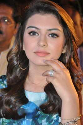 Hansika at Something Something Audio Launch Event