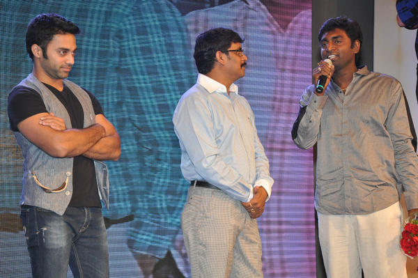 Celeb Guests Are Present At Something Something Audio Launch Function