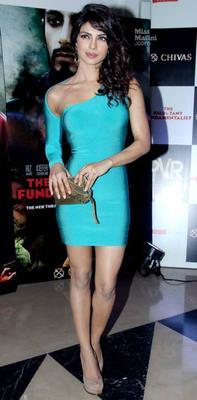 Priyanka Chopra At Mira Nair's Reluctant Fundamentalist