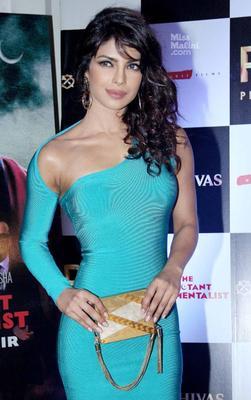 Priyanka Chopra Spotted At Mira Nair's Reluctant Fundamentalist