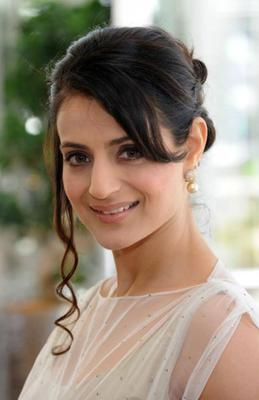Ameesha Patel At Shortcut Romeo Portrait Session At Cannes