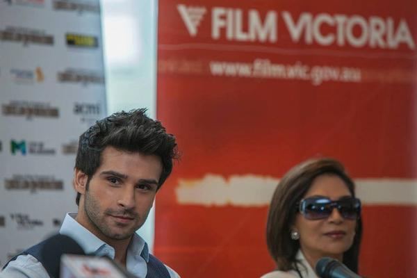 Girish Kumar Dazzles At Indian Film Festival Of Melbourne Press Meet 2013