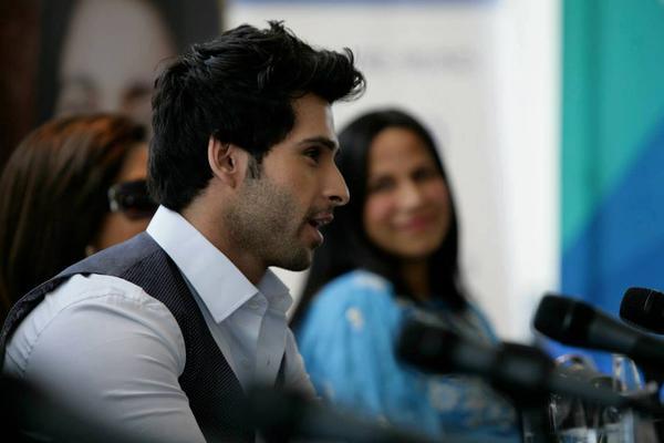 Girish Kumar Nice Handsome Look At Indian Film Festival Of Melbourne Press Meet 2013